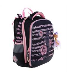 Ранец школьный Across ACR19-292-04 с мешком для обуви