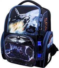 Ранец школьный DeLune 11-030 + мешок + часы