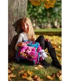 Фото 8. Ранец школьный DeLune Фея 3-173 + мешок + мишка + ленточка