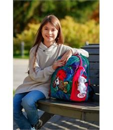 Фото 8. Ранец школьный DeLune 7-148 + мешок + мягкий пенал + мишка + ленточка