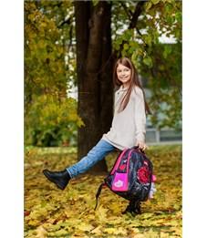Фото 10. Ранец школьный DeLune 7-149 + мешок + мягкий пенал + мишка + ленточка