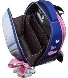 Фото 3. Ранец школьный DeLune 7-150 + мешок + мягкий пенал + мишка + ленточка
