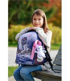 Фото 11. Ранец школьный DeLune 7-150 + мешок + мягкий пенал + мишка + ленточка