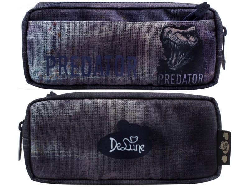 Ранец школьный DeLune 7-151 + мешок + мягкий пенал + часы