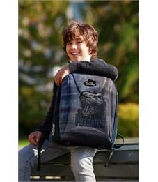 Фото 9. Ранец школьный DeLune 7-151 + мешок + мягкий пенал + часы