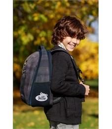 Фото 10. Ранец школьный DeLune 7-151 + мешок + мягкий пенал + часы