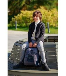 Фото 11. Ранец школьный DeLune 7-151 + мешок + мягкий пенал + часы