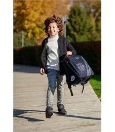Фото 11. Ранец школьный DeLune 7-152 + мешок + мягкий пенал + часы