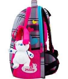 Фото 2. Ранец школьный DeLune 7-154 + мешок + мягкий пенал + мишка + ленточка