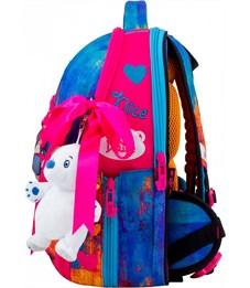 Фото 2. Ранец школьный DeLune 7mini-016 + мешок + пенал + мишка