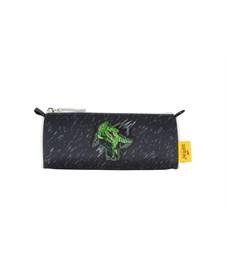 Фото 9. Школьный ранец DerDieDas ErgoFlex Superlight Зеленый Динозавр с наполнением