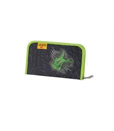 Фото 10. Школьный ранец DerDieDas ErgoFlex Superlight Зеленый Динозавр с наполнением