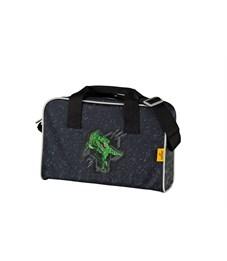 Фото 12. Школьный ранец DerDieDas ErgoFlex Superlight Зеленый Динозавр с наполнением