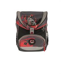 Фото 2. Школьный ранец DerDieDas ErgoFlex Ниндзя-байкер с наполнением