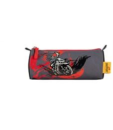 Фото 7. Школьный ранец DerDieDas ErgoFlex Ниндзя-байкер с наполнением