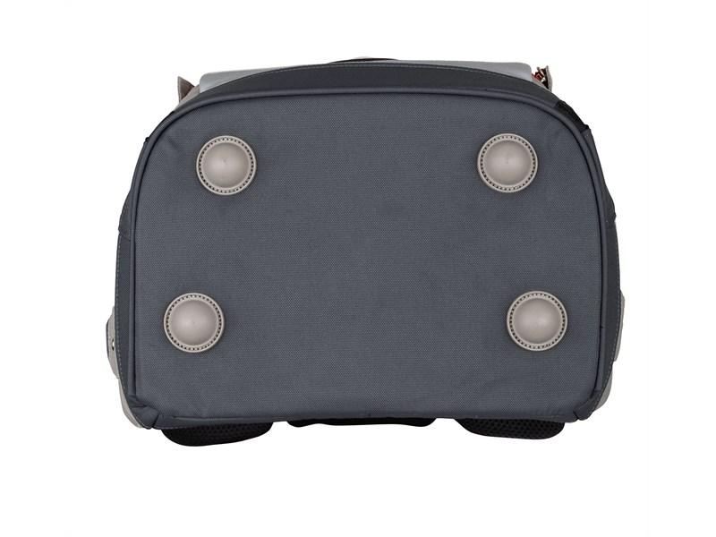 Школьный ранец DerDieDas ErgoFlex XL Ниндзя-байкер с наполнением