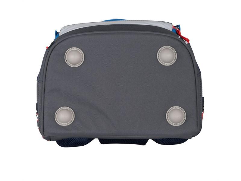Школьный ранец DerDieDas ErgoFlex XL Погоня с наполнением