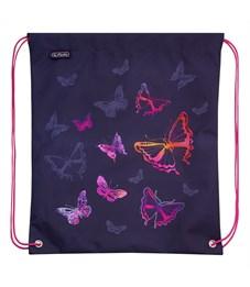 Фото 11. Ранец школьный Herlitz Midi New Plus Rainbow Butterfly с наполнением