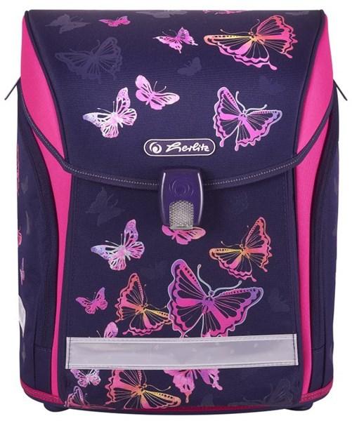 Ранец школьный Herlitz Midi New Rainbow Butterfly