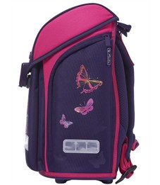 Фото 3. Ранец школьный Herlitz Midi New Rainbow Butterfly