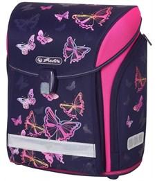 Фото 1. Ранец школьный Herlitz Midi New Rainbow Butterfly