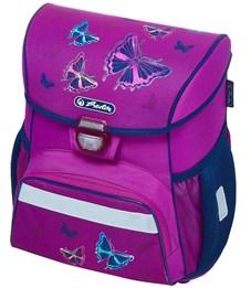 Фото 2. Ранец школьный Herlitz Loop Plus Glitter Butterfly с наполнением