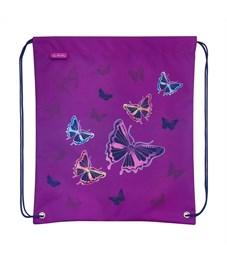 Фото 8. Ранец школьный Herlitz Loop Plus Glitter Butterfly с наполнением