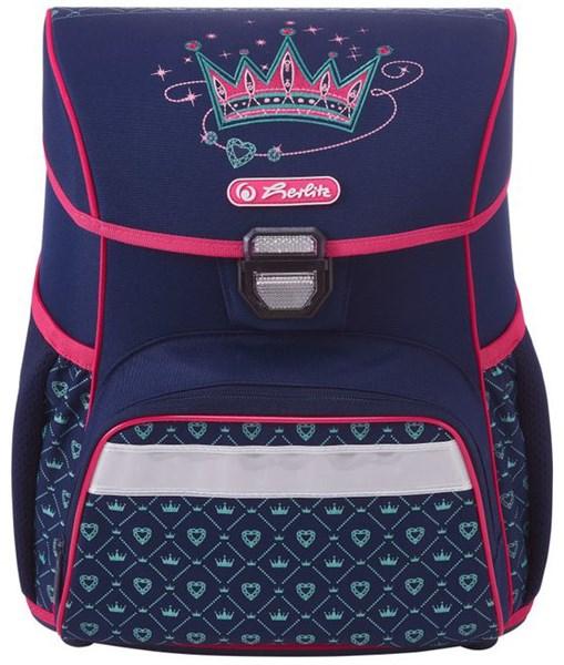 Ранец школьный Herlitz Loop Plus Crown с наполнением