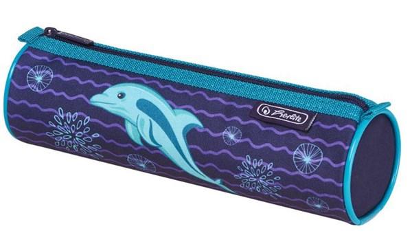 Ранец школьный Herlitz Loop Plus Dolphin с наполнением