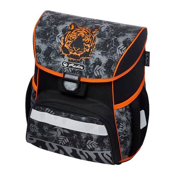 Ранец школьный Herlitz Loop Plus Tiger с наполнением