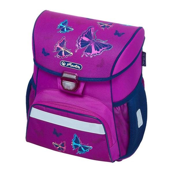 Ранец школьный Herlitz LOOP Glitter Butterfly
