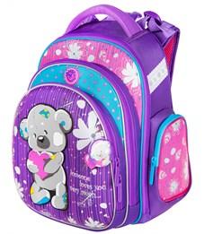 Школьный ранец Hummingbird Kids TK55 + мешок