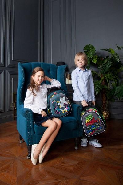 Школьный ранец Hummingbird Kids TK59 + мешок