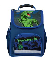 """Ранец Berlingo Standard """"Tyrannosaurus Rex"""" 38*29*16см, 1 отделение, анатомическая спинка"""