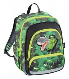 Ранец школьный Hama BaggyMax Speedy Green Dino