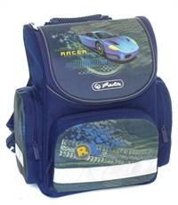 Ранец школьный Herlitz Mini Blue Racer 11408259