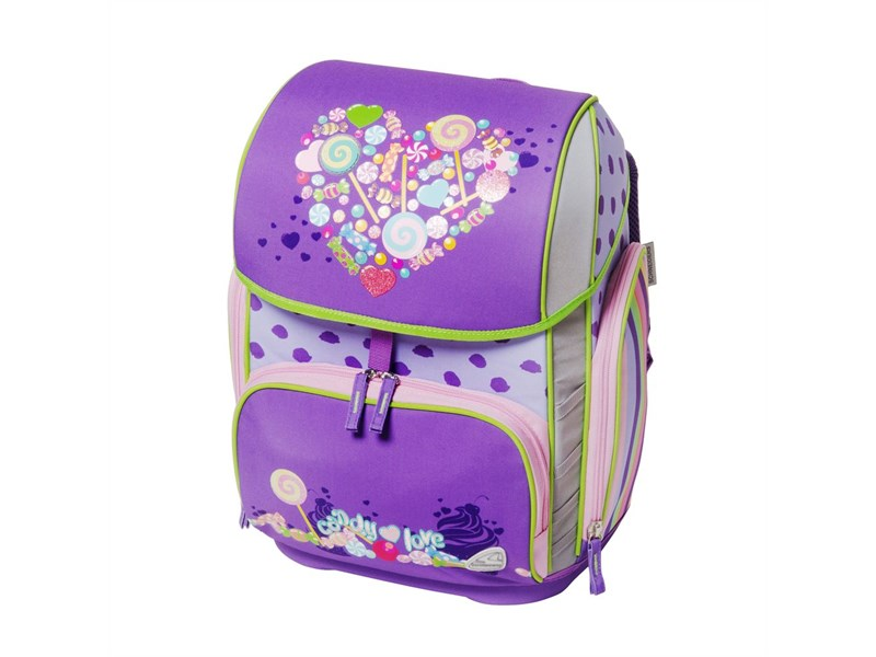 Ранец Schneiders Toolbag Hutch Candy Love с наполнением