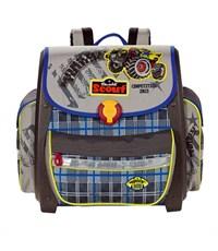 """Школьный ранец Scout Buddy Style """"Грузовик"""" с наполнением"""
