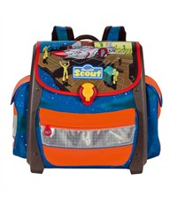 """Школьный ранец Scout Buddy """"Звёздный корабль"""""""