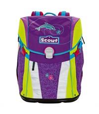 """Школьный рюкзак Scout Sunny """"Дельфин"""""""
