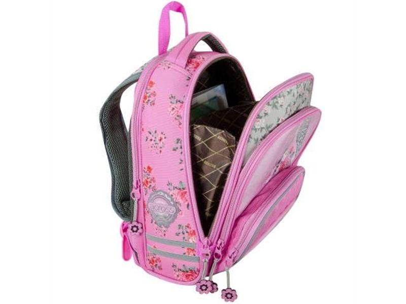 Ранец школьный Across ACR18-178-14 с мешком для обуви