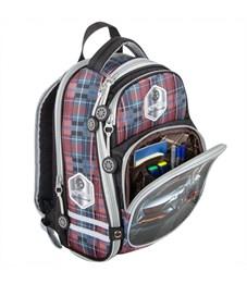 Фото 4. Ранец школьный Across ACR18-178A-3 с мешком для обуви