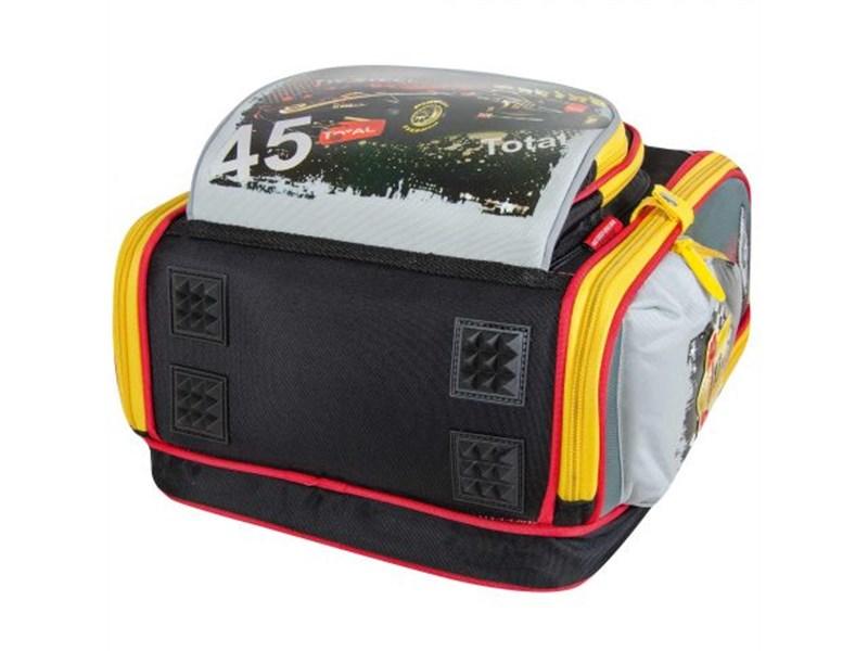 Ранец школьный Across Авто 190-7 с мешком для обуви