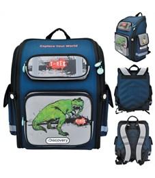 Фото 5. Ранец школьный Action! Discovery T-Rex
