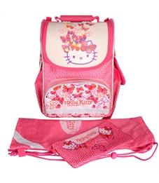 Ранец школьный Action! Hello Kitty с наполнением