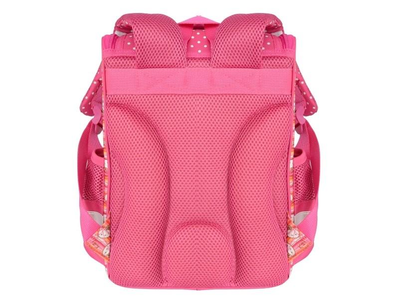Ранец школьный Action! Hello Kitty ярко-розовый