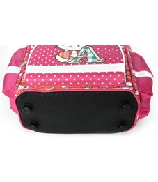 Фото 4. Ранец школьный Action! Hello Kitty ярко-розовый