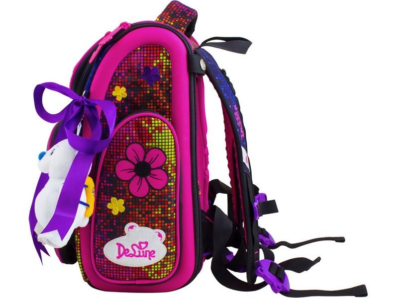 Ранец школьный DeLune 3-149 Разноцветный Мишка