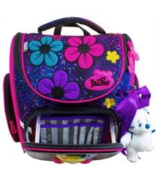 Фото 5. Ранец школьный DeLune 3-149 Разноцветный Мишка