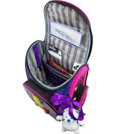 Фото 6. Ранец школьный DeLune 3-149 Разноцветный Мишка